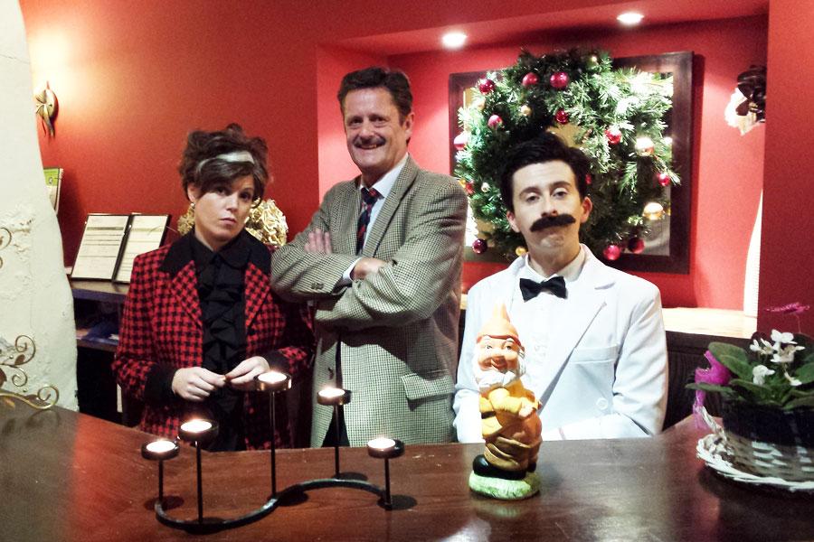 Basil's Christmas Carol